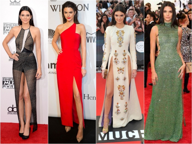 Page Kendall - Red Carpet